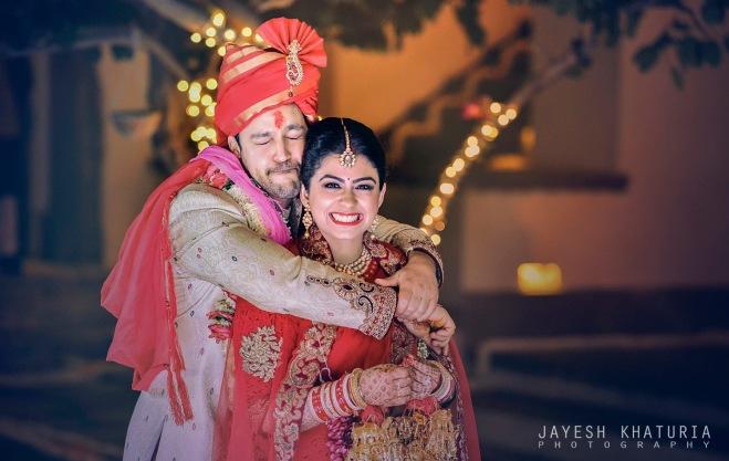 Vishesh and Shweta Tandon