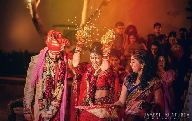 Vishesh Shweta and Karishma