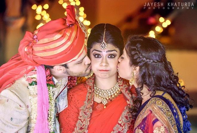Vishesh Shweta and Karishma 2