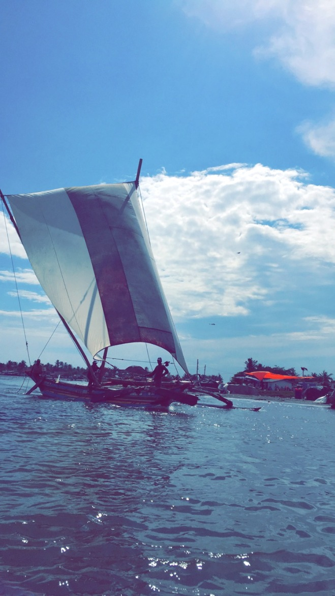 Sri Lanka Boat Tour