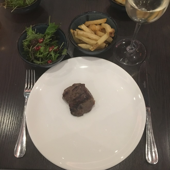 Argentine Prime Fillet of Rump Steak | M Victoria Street | London