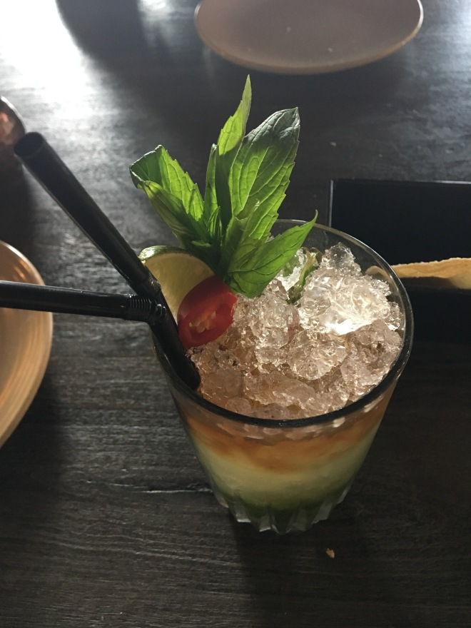 Chili Mojito| Sauma| Perth