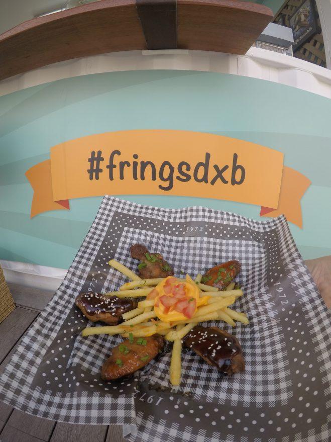 Frings UAE | Fries and wings