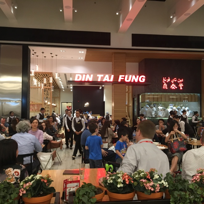Din Tai Fung | Mall of the Emirates | That Girl Who Travels
